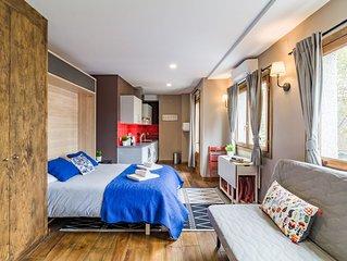 El Roble Navacerrada - Apartamento para 4 personas en Navacerrada