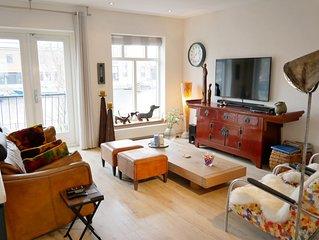 Fantastische vakantiewoning voor 5 Personen, Centrum Den Helder, WiFi