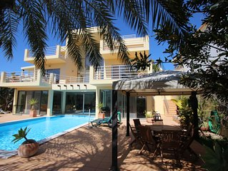 Unic Pure Luxury Villa. Perfect place to spend your so deserved holidays