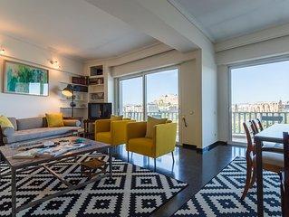 Incredible Acropolis view Apartment
