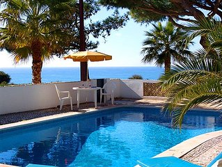 STUNNING VALE DO LOBO VILLA. SEA VIEWS!! CLOSE TO BEACH W138