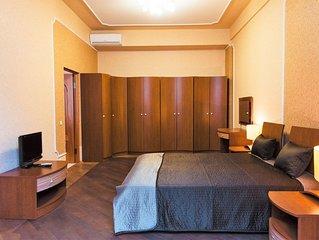4-Room Apt. next to King Danylo Monument