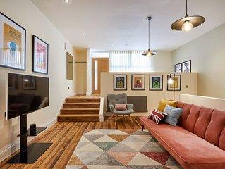 Luxury 2 Bedroom Apartment - Jewellery Quarter