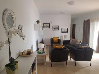 VILLA  SANTANA a lovely villa, great terrace with heated pool and BBQ area