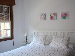 Luminoso apartamento en pleno casco historico