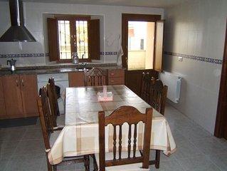 Casa rural (alquiler integro) La Cabana para 7 personas