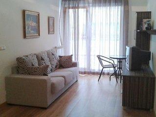 Apartamento rural Arluzepe en Etxarri Aranatz para 4 personas