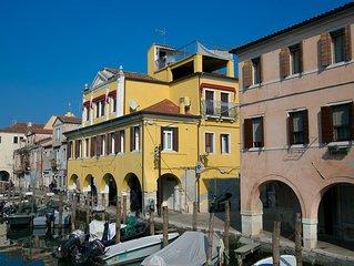 Casa Bastianello, historical center, Max 7 people