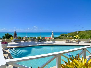 Calypso Cottage Halcyon Heights Amazing Views 2 King Beds
