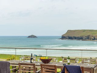 Pentewan is an attractive, modern holiday home, furnished to a high standard.