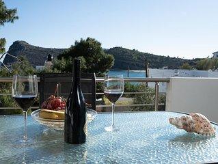 Seaside Apartments-Dimitra