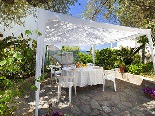 Casa Il Faro con Giardino, Terrazzo e Aria Condizionata