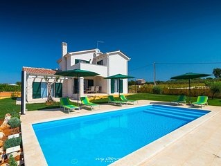 Beautiful villa with pool in central Istria