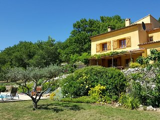 Provençal Villa With Private Pool
