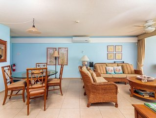 BARBADOS HOLIDAY RENTAL ,ST LAWRENCE BEACH CONDOS, ST LAWRENCE GAP, ON THE OCEAN