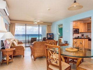 Fabulous Sea Views *  Heavenly Hideaway St Lawrence Beach Condos