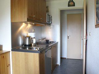 Nice little one bedroom apartment in Montriond