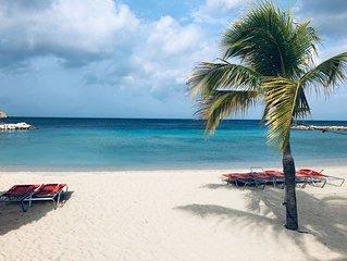 Blue Bay Golf & Beach Resort The Ocean  Beachfront Apartment