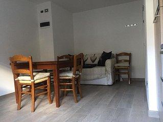 Appartamento Canazei 5 posti letto,2 camere. Parcheggio privato.