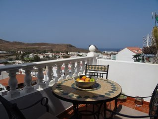 Casa Carmen a new renovated apartment with panoramic views and a sunny terrace