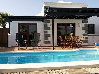 Villa Mi Sueno 2 Bed With Private Pool Set In A  Beautiful Relaxing Garden