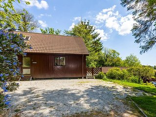 E19 - Lapwing Lodge, Situated in Portscatho, Cornwall
