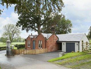 Netherwood Lodge is the perfect base to enjoy the Scottish landscapes.