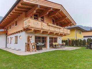 Luxurious Villa in Tyrol near the Lake