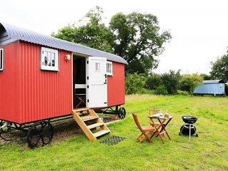 Thyme Shepherd Hut Framlingham