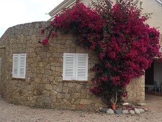 Maison avec jardin pret de la plage