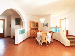 Archi  apartment in Leuca with WiFi, air conditioning, private parking, private