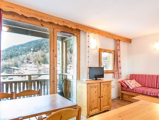 Appartement confortable + lumineux, à 250m de la station de ski
