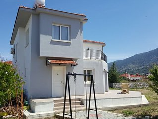 Olive Tree Villa 3 Double Bedrooms With Spectacular Mountain Sea View