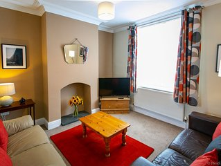 HIGHLY RATED 2 bedroom holiday cottage in central SKIPTON