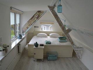 Ruime luxe woning bijzonder gezellig ingericht 110m2 geen schoonmaakkosten