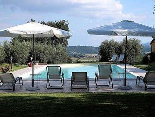 Villa singola e piscina 12x6 acqua salata - uso esclusivo!!!