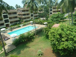 Spacious 3 Bedroom Apartment With 3 Large Shared Pools