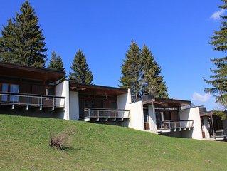 Bungalow B Leysin Lodge