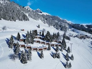 Leysin Bungalow Cosy Chalet A