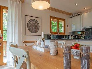 Superb 2-bedroom Panoramapark Soleil Chalet D