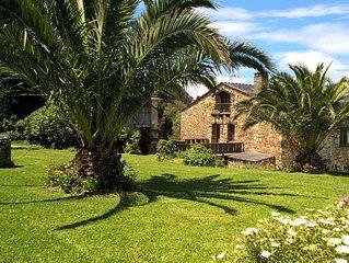 Casa Rustica Gallega!!, completa, junto a la playa. Rias Altas