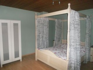 Ruim huis in de Eifel met sauna