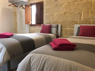 P A S P A R E L L U - an authentically maltese house of character