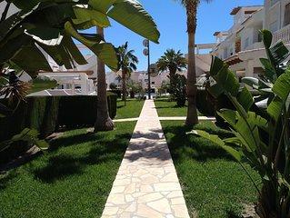 Duplex en Bolnuevo, muy cerca de la playa y del Puerto de Mazarrón