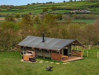 Buzzard Lodge - Three Bedroom House, Sleeps 6