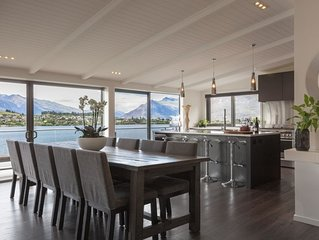Queenstown Lakehouse - Queenstown Holiday Home