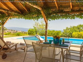 Amazing View by the Pool in Agios Nikolaos II