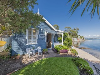 Selby Cottage Waterfront - Lake Macquarie