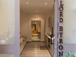 Appartamento Lord Byron Charm WI-FI