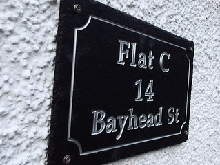 Bayhead Flat 14C- at the heart of Stornoway